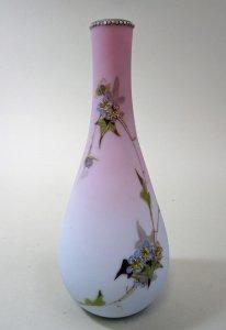 Peachblow Vase