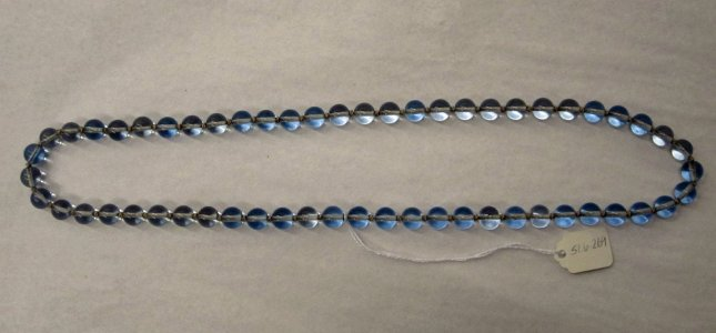 String of 57 Beads