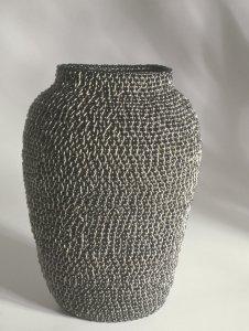 Black urn [slide].