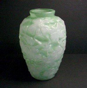 Mold-Blown Vase