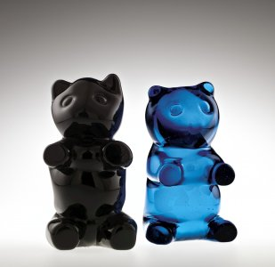 Black Gummi Bear Prototype