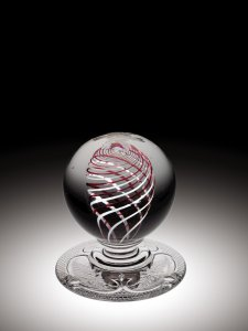 Paperweight with Spiral