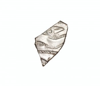 Fragment with Animal