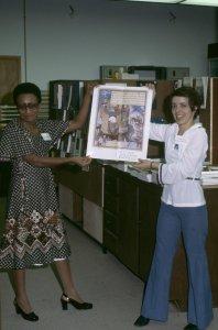 CMG Seminar, Oct. 6-8, 1977 [slide]: Ernestine Kyles, Louise Volpe
