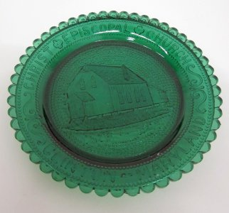 Pressed Cup Plate