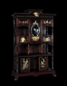 Etagere (Display Cabinet)