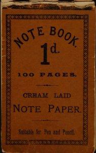 [Travel diary, 1902].