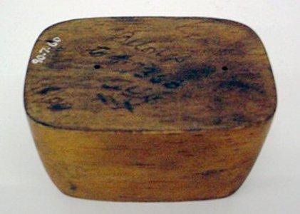 Model of a Box