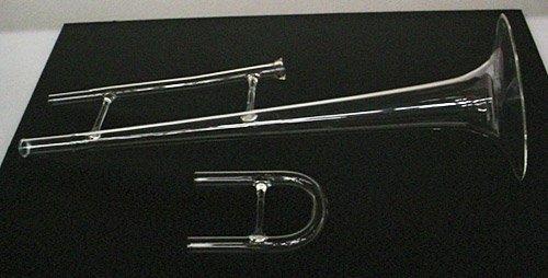 Pyrex 5-part Trombone