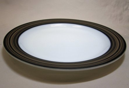 Large Pyrex Plate