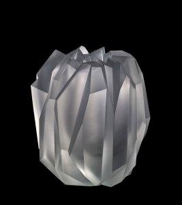 """Gletscher"" (Glacier) Vase"