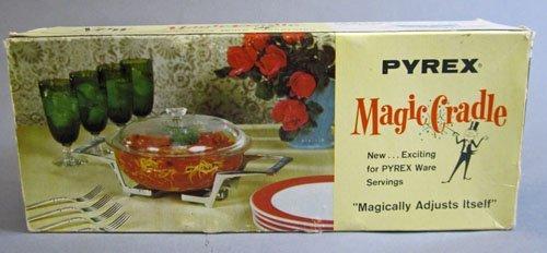 Pyrex Magic Cradle with Box