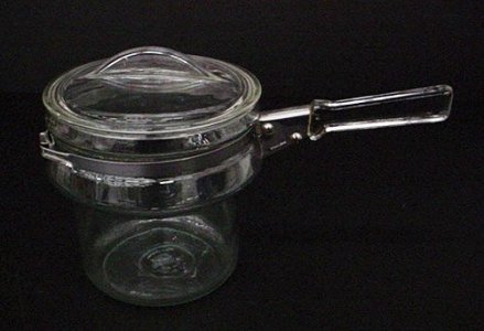 Pyrex Double Boiler and Cover