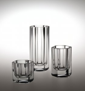 "3 ""Quarz"" Drinking Glasses"