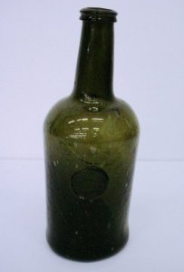 Bottle with Seal