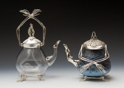 Baba Yaga's teapot for brewing light spells [picture].