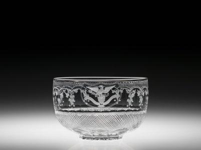 "Finger Bowl in ""Lincoln"" Pattern"