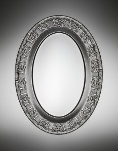 """Picture Frame in """"Isabelle"""" Pattern"""