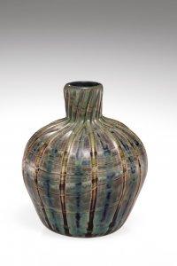 """Favrile """"Agate"""" Vase"""