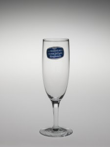 """Whiskey Sour or Parfait Glass in """"The President's House"""" Pattern"""