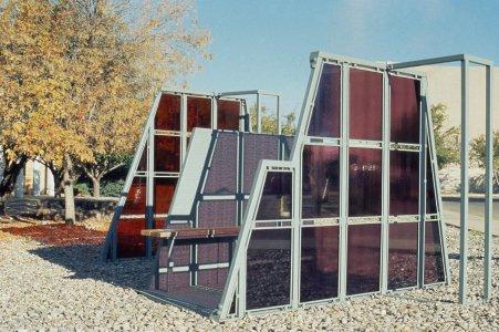 College of Santa Fe Installation [slide].