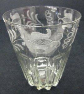 Tumbler or Flip Glass