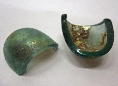 Fragment of Toilet Bottle