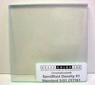 Flat Glass Sample