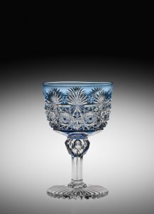 """Wineglass in """"Persian"""" Pattern"""