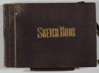 Sketch book [1888] / F. Carder.