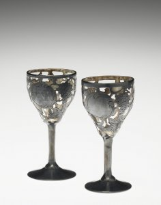 2 Cordial Glasses