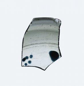 Fragment of Cone Beaker or Lamp