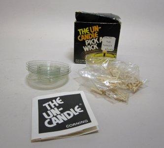 The Un-Candle Pick a Wick in Original Box