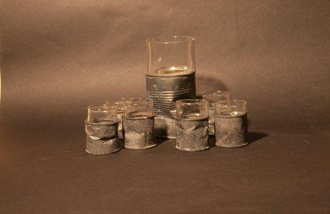 Tin cans [slide].