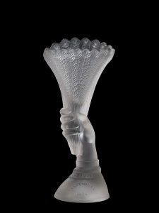 Vase in the Form of a Hand Holding a Torch