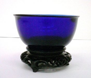 Tea Bowl and Stand