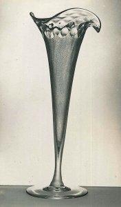 """Vase in """"Pomona"""" Pattern"""