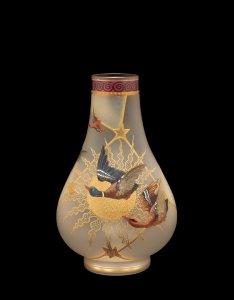 Royal Flemish-type Vase