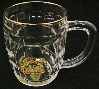 Mug with Royal Crown