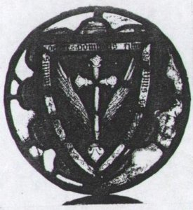 Stained Glass Rondel