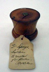 Model of a Sponge Cup