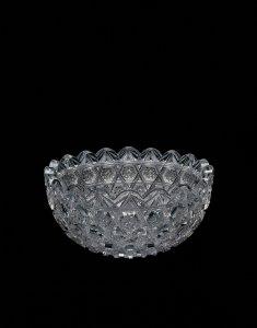 """Bowl in """"Kohinoor"""" Pattern"""