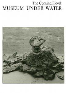 The Corning flood: museum under water / the Corning Museum of Glass; [editor, John H. Martin, associate editor, Charleen K. Edwards].