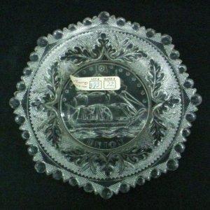 Octagonal Ship Plate
