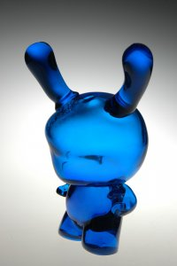 "Blue ""Dunny"" Prototype"