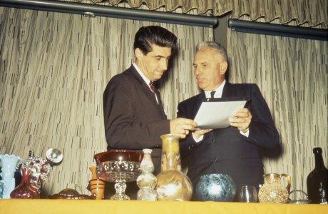 CMG seminar 1968 [slide]: Paul Perrot.