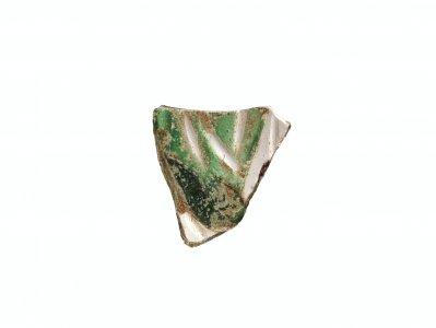 Fragment of Cup, Beaker, or Bottle