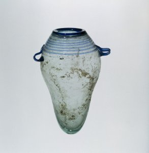 Jar with Two Handles