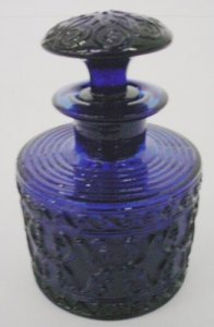Flacon or Bottle with Stopper