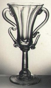Anglo-Venetian Posset Glass
